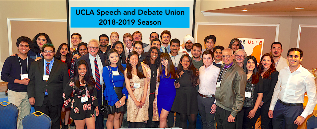 Speech Debate Union