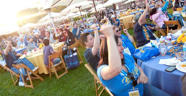 UCLA Parents weekend