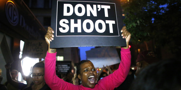 Dont shoot poster