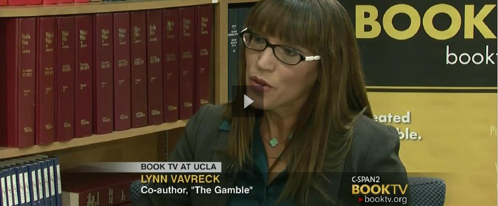 Prof Lynn Vavreck interview